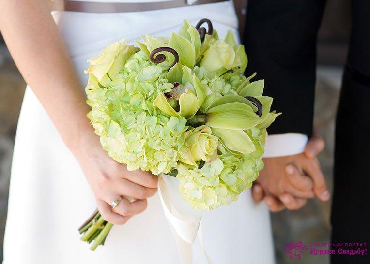 Важен ли свадебный букет